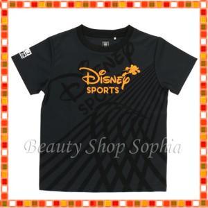 ミッキーマウス Tシャツ(ブラック) Disney Sports 2019 ディズニー グッズ お土産(東京ディズニーリゾート限定)|duffy-0080