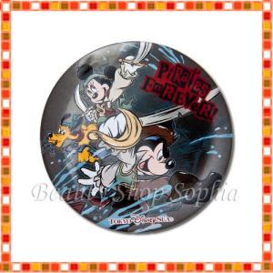 ミッキー&フレンズ 缶バッジ パイレーツ・サマー 2019 海賊 ディズニー グッズ お土産(東京ディズニーシー限定)|duffy-0080