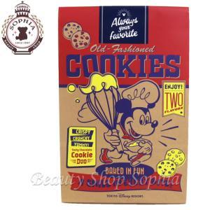ミッキーマウス 袋入りクッキー お菓子 ディズニー グッズ お土産(東京ディズニーリゾート限定)
