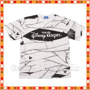 ミッキーマウス(ミイラ) Tシャツ ディズニー・ハロウィーン 2019 ハロウィン ディズニー グッズ お土産(東京ディズニーリゾート限定)|duffy-0080