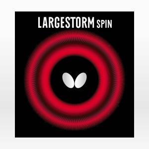 バタフライ(Butterfly) 卓球 ラバー ラージストーム スピン ラージソフト 00390|dugoutshop