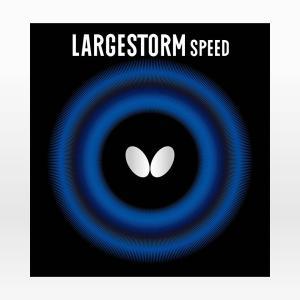 バタフライ(Butterfly) 卓球 ラバー ラージストーム スピード ラージソフト 00400|dugoutshop
