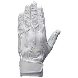 MIZUNO 【ミズノプロ】バッティンググローブ 手袋 シリコンパワーアークMI【両手用手袋】 1EJEH131 dugoutshop