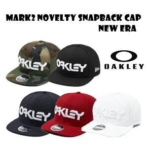 オークリー OAKLEY Mark II Novelty Snap Back 911784 キャップ|dugoutshop