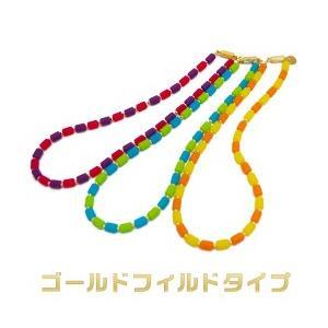 CHRIO(クリオ) インパルスネックレス カラーセレクション (ゴールドフィルドタイプ) Mサイズ...