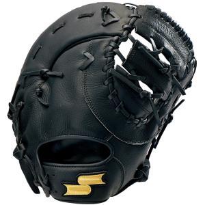 エスエスケイ 軟式野球グラブ 一塁手用 SSKBASEBALL 一般軟式 軟式ゴッドナイン GNF803|dugoutshop
