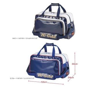 ハイゴールド 野球 バック エナメルショルダーバッグ ワイドレギュラーサイズ HB-300|dugoutshop