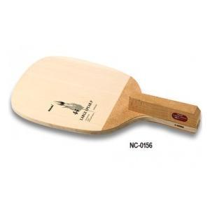 ニッタク(Nittaku) 卓球 ラケット ペンホルダー ラージ用 ラージスピア P LARGESPEAR P NC-0156|dugoutshop