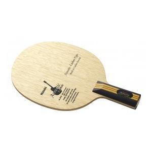 ニッタク(Nittaku) 卓球 ラケット ペンホルダー 攻撃用 アコースティックカーボン C ACOUSTIC CARBON C NC-0179|dugoutshop