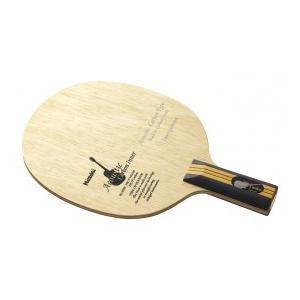 ニッタク(Nittaku) 卓球 ラケット ペンホルダー 攻撃用 アコースティックカーボンインナー C ACOUSTIC CARBON INNER C NC-0192|dugoutshop