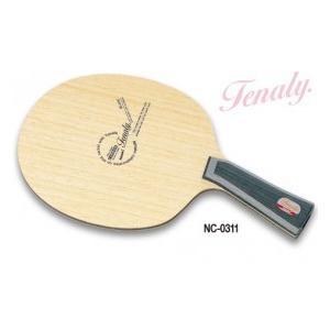 ニッタク(Nittaku) 卓球 ラケット テナリー テナリーカーボン TENALY CARBON NC-0311|dugoutshop