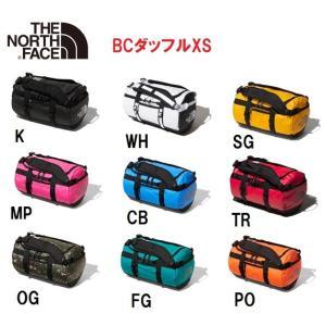 ノースフェイス ダッフルバッグ ボストンバッグ BCダッフルXS サイズXS 31L THE NORTH FACE NM81816|dugoutshop