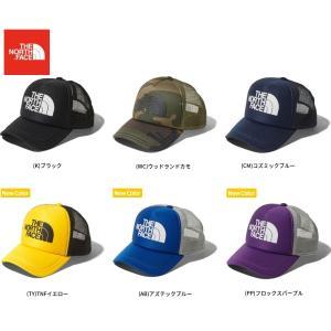 ノースフェイス 帽子 ロゴメッシュキャップ ユニセックス メンズ レディース フリーサイズ THE NORTH FACE NN01452|dugoutshop