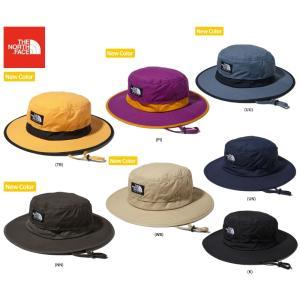 ノースフェイス 帽子 ホライズンハット アウトドア UVケア機能 THE NORTH FACE NN01707|dugoutshop