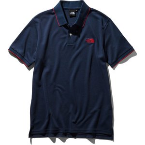ノースフェイス ポロシャツ ショートスリーブマキシフレッシュラインドポロ(メンズ)S/S MAXIFRESH Lined Polo THE NORTH FACE NT21943|dugoutshop