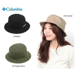 コロンビア ハット ジョンリムバケット 帽子 メンズ レディース UVカット 紫外線対策 キャンプ 野外フェス 登山 フィッシング 日焼け防止 Columbia PU5218|dugoutshop