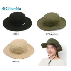 コロンビア ハット ジョンリムブーニー 帽子 メンズ レディース UVカット 紫外線対策 キャンプ 野外フェス 登山 フィッシング 日焼け防止 Columbia PU5219|dugoutshop