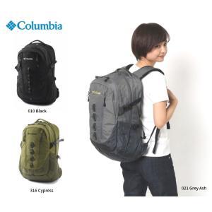 コロンビア バッグ ペッパーロック30Lバックパック リュック アウトドア 登山 ハイキング 旅行 撥水 Columbia PU8313|dugoutshop