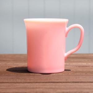 【在庫限り】 エコスターマグカップ(クリアピンク)|duni