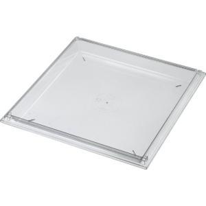 【在庫限り】 ラージプレート 18x18x1.7cm 70枚入|duni