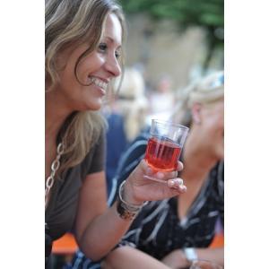 【在庫限り】 プラスチック製 ワイングラス 高さ8x幅5.4cm 100cc(115cc) 12個入 duni 02