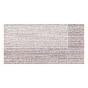 【在庫限り】 ペーパーテーブルクロス デザイン(ザラホワイト) 84x84cm 1枚入|duni