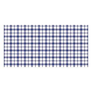 ペーパーテーブルクロス デザイン(ジョバンニブルー) 84x84cm 1枚入|duni