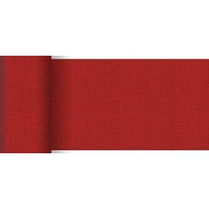 ペーパーテーブルランナー スリム リネアレッド 15cm×20M 1本入 |duni
