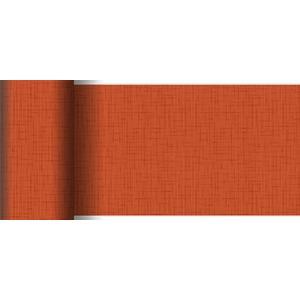 ペーパーテーブルランナー スリム リネアマンダリン 15cm×20M 1本入 |duni