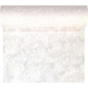 在庫限り センシア テタテット ホワイト ブリリアンス 45cm × 24M 1本入 ブリッジランナー duni