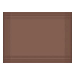 【在庫限り】 デュニセル ペーパーランチョンマット カラー(カフェ) 30×40cm 100枚入|duni