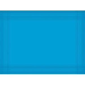 【在庫限り】 デュニセル ペーパーランチョンマット カラー(パシフィックブルー) 30×40cm 100枚入|duni