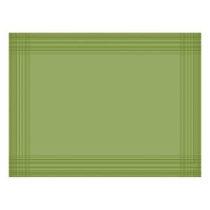 【在庫限り】 デュニセル ペーパーランチョンマット カラー(ハーバルグリーン) 30×40cm 100枚入|duni