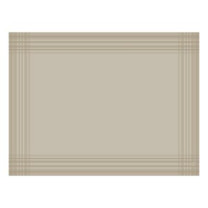 【在庫限り】 デュニセル ペーパーランチョンマット カラー(グレイジュ) 30×40cm 100枚入|duni