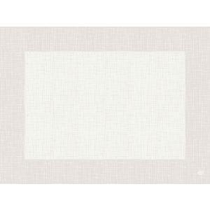 デュニセル ペーパーランチョンマット カラー(リネア ホワイト) 30×40cm 100枚入|duni