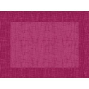 デュニセル ペーパーランチョンマット カラー(リネア フクシア) 30×40cm 100枚入|duni