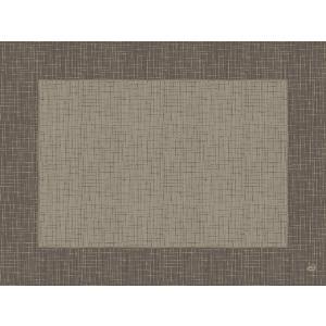 デュニセル ペーパーランチョンマット カラー(リネア グレージュ) 30×40cm 100枚入|duni