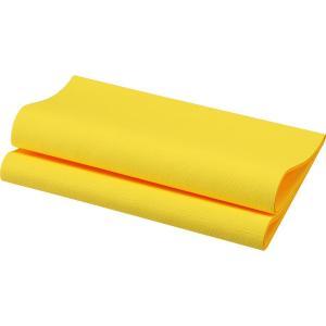 デュニリン ナプキン 4面折 イエロー 40×40cm 50枚入|duni