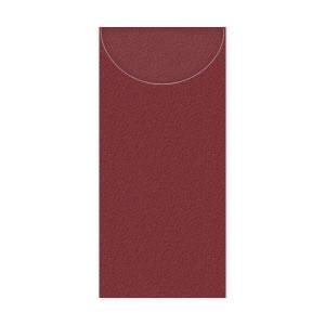 在庫限り LUNA ナプキン 8面折 (ボルドー) 50枚入り 40x40cm|duni