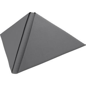デュニリン ナプキン 4面折 グラニテグレー 48×48cm 40枚入 業務用|duni