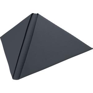 デュニリン ナプキン 4面折 ブラック 48x48cm 40枚入 業務用|duni