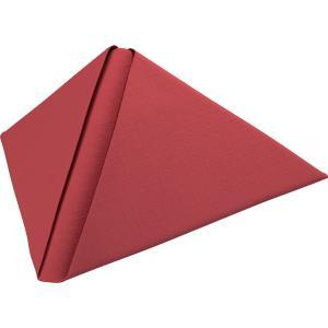 デュニリン ナプキン 4面折 ボルドー 48×48cm 36枚入 業務用|duni
