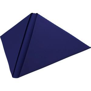 デュニリン ナプキン 4面折 ダークブルー 48×48cm 36枚入 業務用|duni