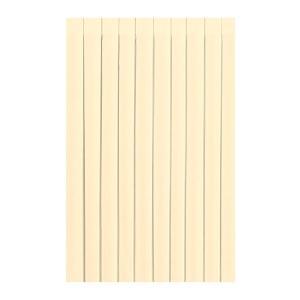 テーブルスカート カラー クリーム 高さ72cm×長さ4M 1本入|duni