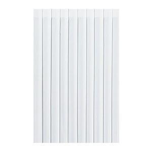 テーブルスカート カラー ホワイト 高さ72cm×長さ4M 1本入|duni