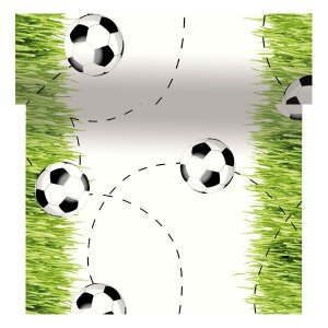 【在庫限り】 スリーインワン (サッカー) 40cm x 4.8M 1本入|duni