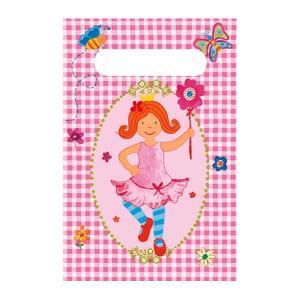 【在庫限り】 プレゼントバッグ プリマバレリーナ 10枚入り 23x15.4cm|duni
