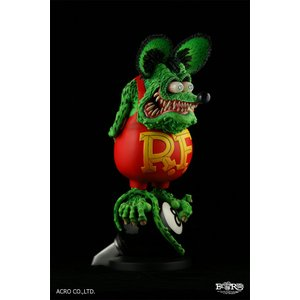 ソフビ製塗装済完成品 RAT FINK (8Ball Edition)|dunk-store|04