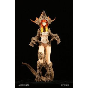 ソフビ製塗装済完成品 怪獣娘アギラ|dunk-store