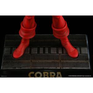 1/6スケール ソフビ製塗装済完成品コブラ-連載40周年記念再販|dunk-store|06